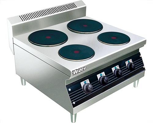 TC-909台式四头电煮食炉