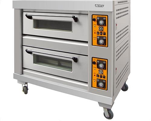 VHR-24二层四盘燃气烘炉烤箱