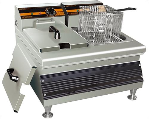 TF-909台式电热炸炉