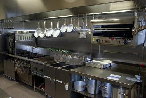 宝鸡厨房设备工程